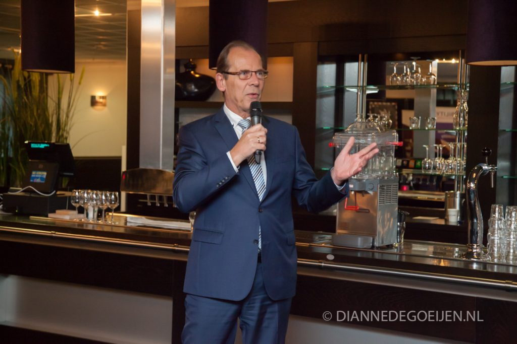 Directeur ZZP Nederland spreekt bij De Kroon in Markelo